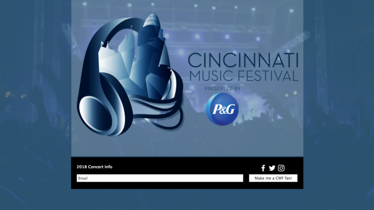 P&G commits to music festival - Cincinnati Business Courier