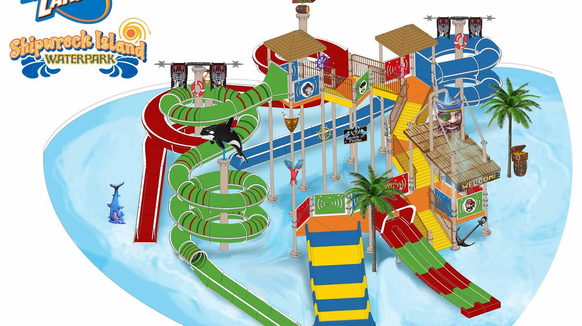 Shipwreck Island Waterpark Plans To Open New Attraction