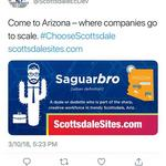 EXCLUSIVE: Scottsdale economic development 'bro' campaign at SXSW taken down