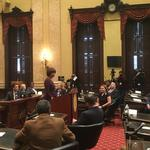 <strong>Pugh</strong> calls on businesses to invest $1 billion into revitalizing neighborhoods