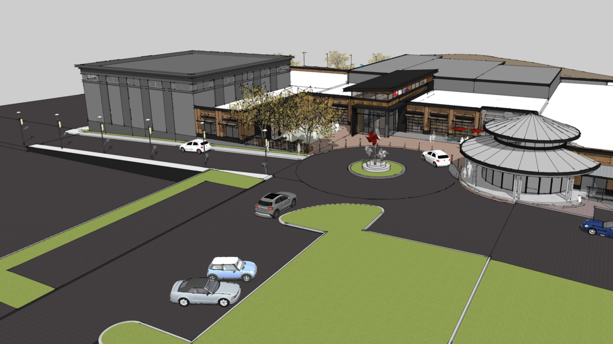 New renderings show planned Alpharetta day-care/learning center/hotel/office/restaurant project ...