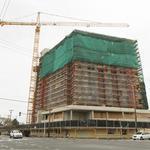 Honolulu student housing project towers over neighborhood: Slideshow