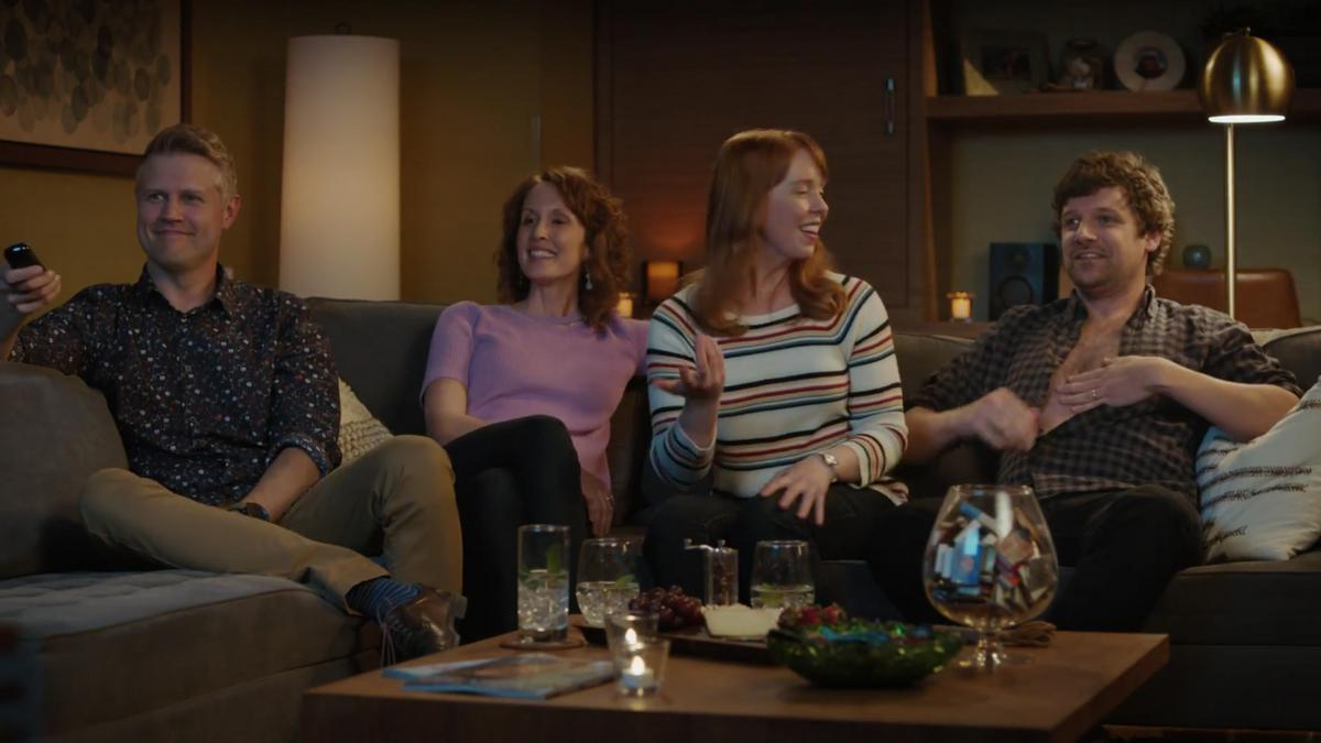 Double entendre: Sling TV advocates 'slinging' in new ad ...