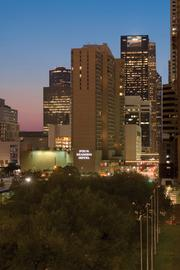 The Four Seasons Hotel Houston, which Bill Gates' private investment arm recently acquired for an undisclosed amount