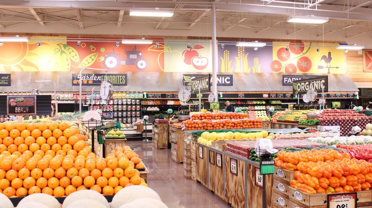 Sprouts Farmers Market sets opening date for Towson store