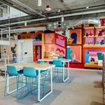 Facebook opens a new office for 900 employees in Seattle (Photos)