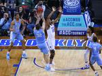 NCAA basketball tournament near sellout in Charlotte