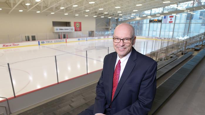 How St. Paul Port Authority President Lee Krueger put together the Treasure Island Center deal