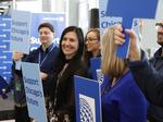 United Airlines workers rally as City Council looks at O'Hare proposal
