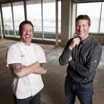 El Gaucho's <strong>Chad</strong> <strong>Mackay</strong> and chef Jason Wilson are opening a Pike Place Market restaurant