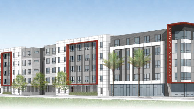 Lofts At Jefferson Station Ready For Construction