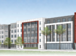 Third apartment complex in LaVilla receives first OK from city board