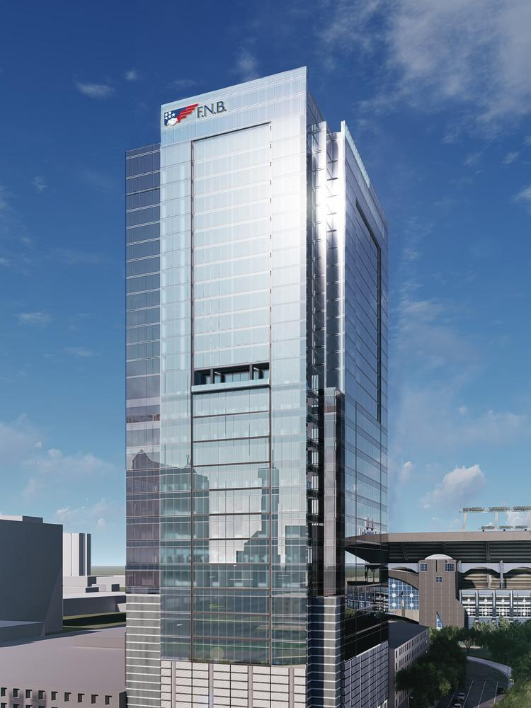 First K At Fnb Tower Charlotte To Break Ground In Uptown