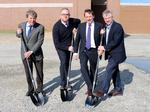 Grifols breaks ground on $120M Clayton facility