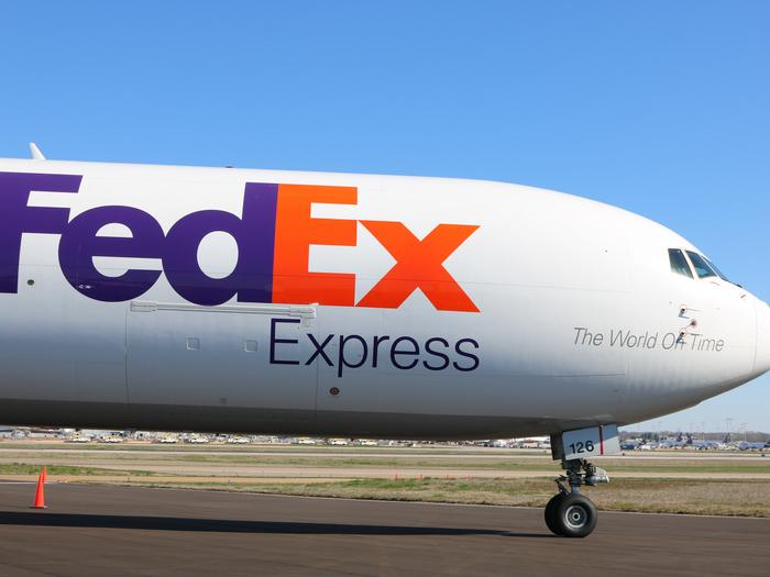 New FedEx route connects China to Memphis