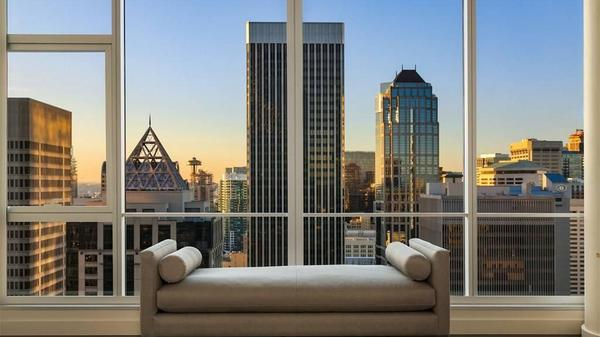 Newly Priced View Penthouse for Elevated Living in Seattle