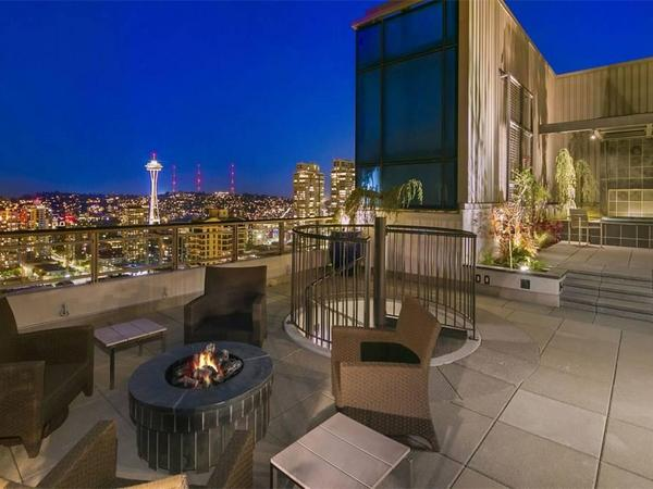 Home of the Day: Sanctuary Penthouse in Seattle for a View from Above
