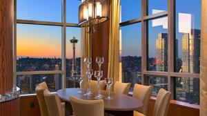 Sanctuary Penthouse in Seattle for a View from Above