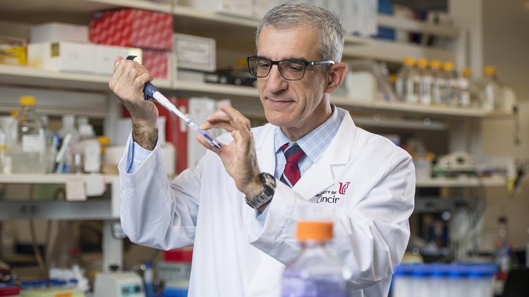 University of Cincinnati adding doctors, scientists in quest