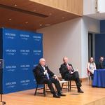 Amid 'toxic political environment,' Hogan and <strong>Franchot</strong> urge bipartisanship