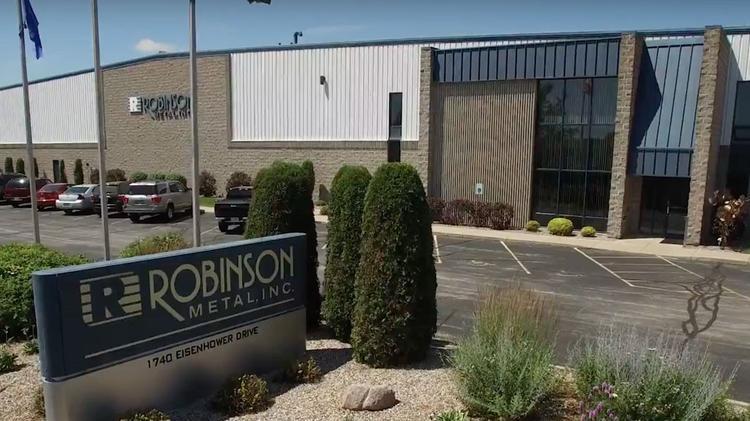 Robinson Metal expanding into former Manitowoc Crane plant