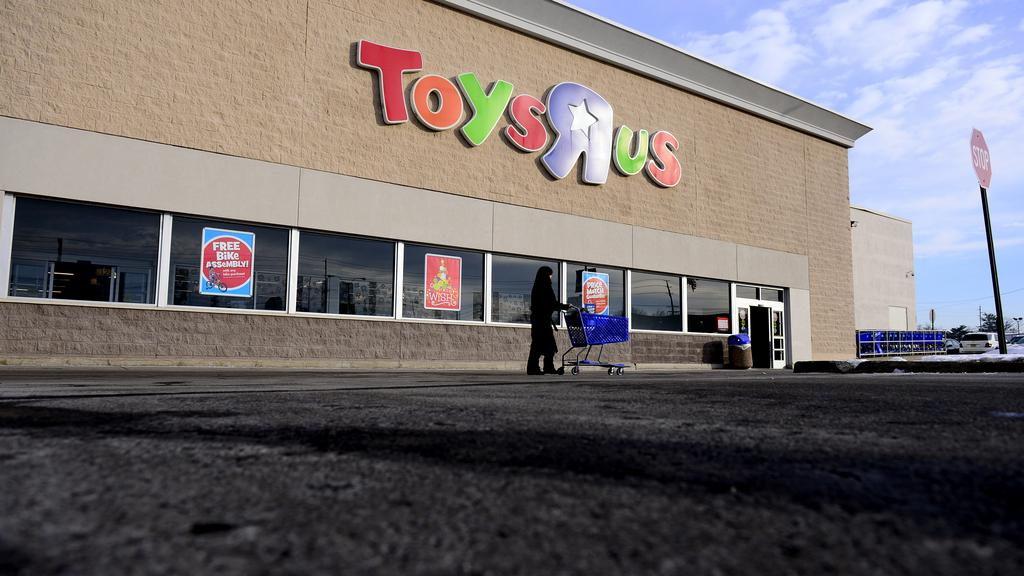 When is the last time you made a purchase at a Toys 'R' Us store?