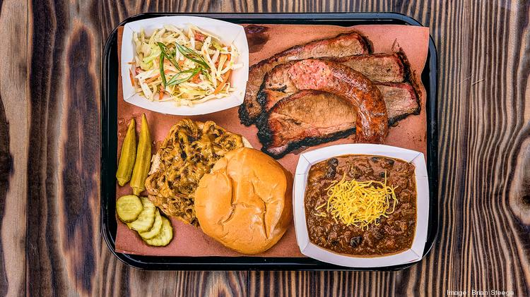 Lucius Q Pendleton S New Bbq Restaurant Is Now Open Take