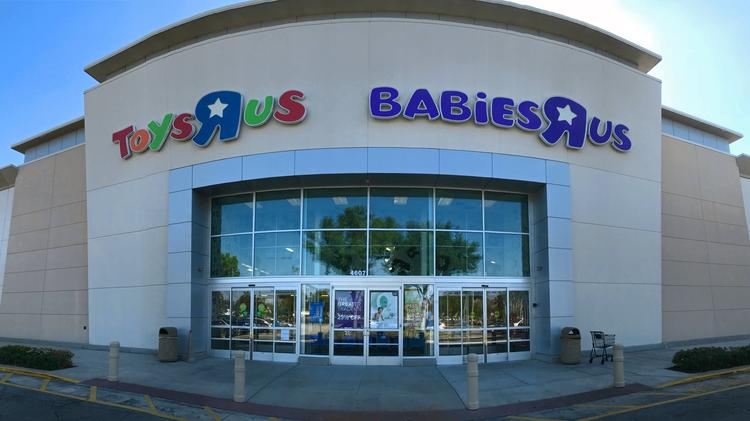 Toys R Us Hires Raiders Hills Advisors To Sell Former Store