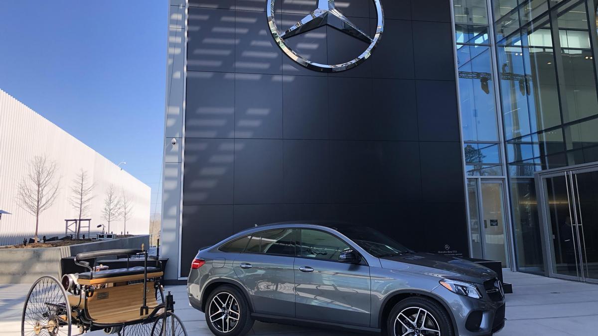 Mercedes benz to add innovation lab in atlanta atlanta for Mercedes benz atlanta hq