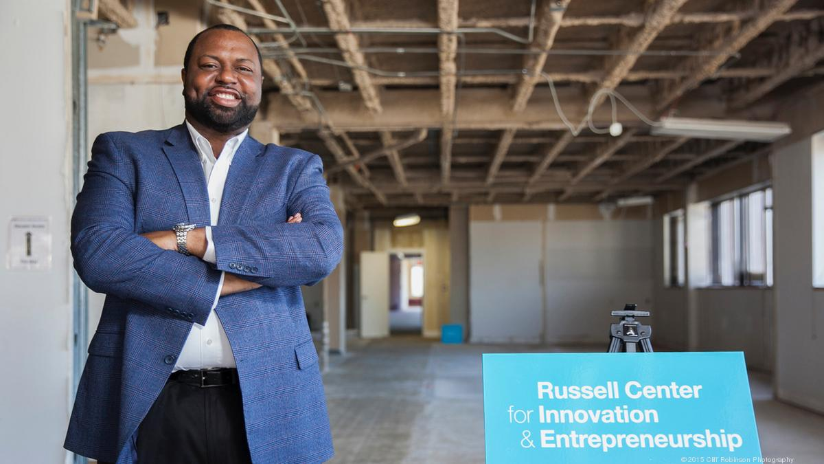 H j russell co pick james bailey as president and ceo for Innovation consulting atlanta