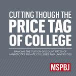 The flip side of college sticker shock: Almost nobody pays retail