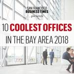 Check out the 10 Coolest Offices in the Bay Area 2018, and vote for our first readers' choice winner