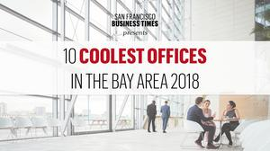 Check out the 10 Coolest Offices in the Bay Area 2018, and vote for our first reader's choice winner