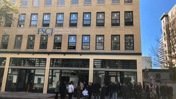 FSCJ struggled in first year downtown, but eyes future ...