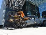 First Look: Mercedes-Benz takes Atlanta mayor for a ride at new HQ (Video)