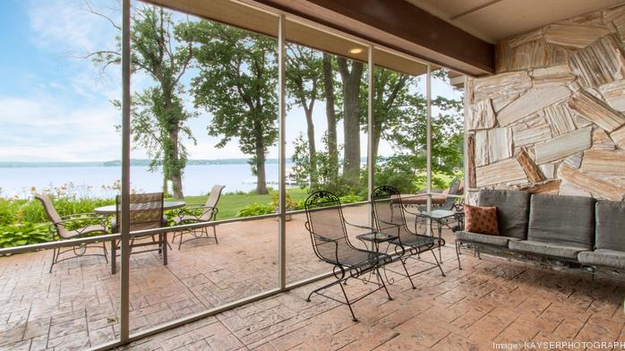 Six-bedroom lakefront mansion in Lake Geneva on the market for $5.1 million: Open House