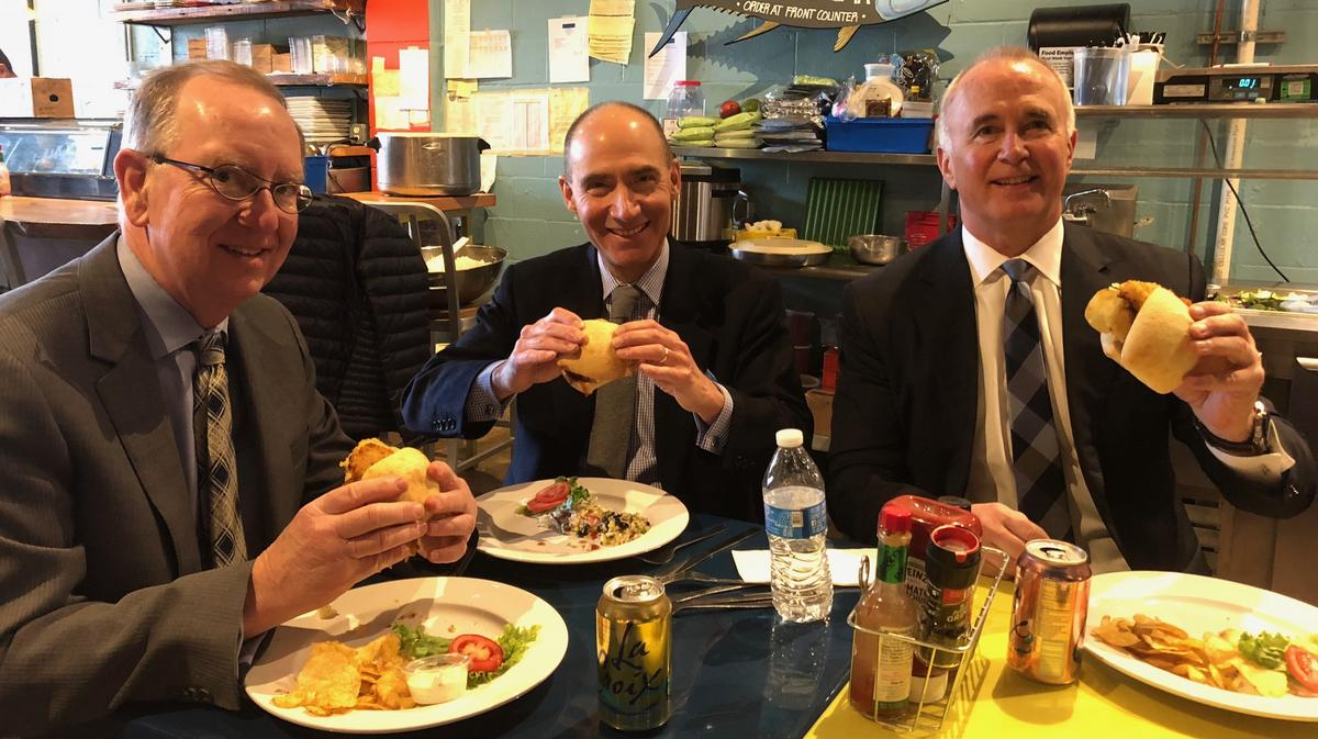 Fish sandwich chronicles law firm burns white moves to for Fish law firm