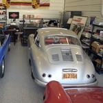 What's in Your Garage? Local Porsche driver manages 'man caves' for a living (Video)