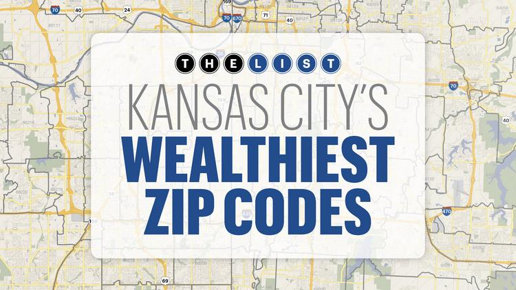Get to (really) know the Kansas City area's wealthiest ZIP