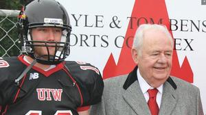 Long-time SA businessman and Saints owner Tom Benson has passed