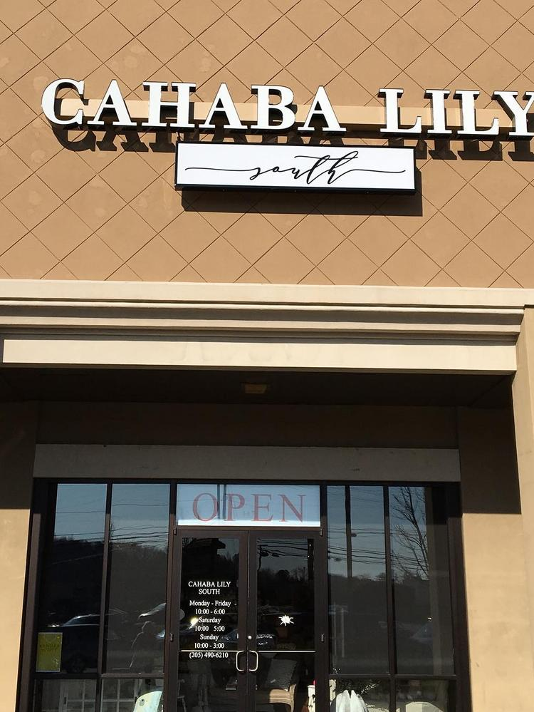 Cahaba Lily South Is Now Open In Birmingham