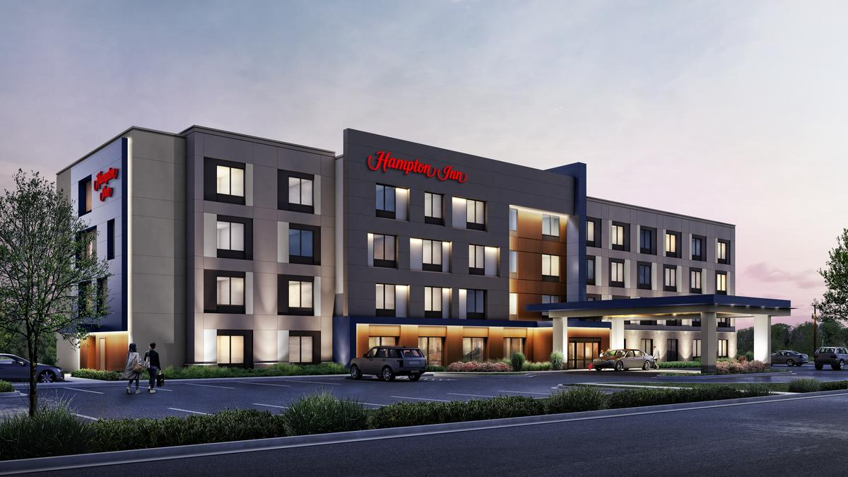 Hampton By Hilton Unveils New Hotel Prototype  With Its