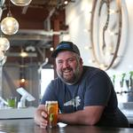 Inside this South End brewery's $500K upgrades — and a peek from its rooftop bar (PHOTOS)