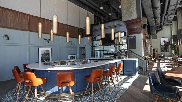 PHOTOS New Restaurant Brings Farmtotable Dining To Charlottes - Farm to table restaurant business plan