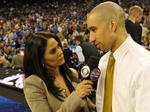 Behind the scenes: How CBS sideline reporter Tracy Wolfson tackles March Madness