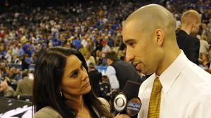 How this CBS sideline reporter tackles March Madness