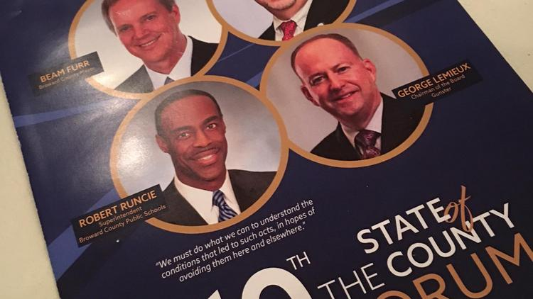 Broward Workshops 10th Annual State Of The County Forum A