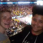 Anonymous donor allows BBBSKS to send kids to NCAA tournament games