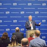 <strong>Portman</strong> talks tax reform at Dayton Chamber event