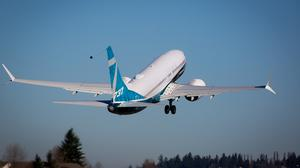 New Boeing 737 Max 7 takes flight for the first time in Renton